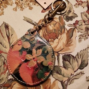 Patricia Nash purse charm mirror nwt